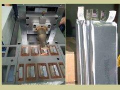 铝箔超声波焊接机