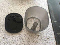 超声波加湿器水箱塑胶焊接案例